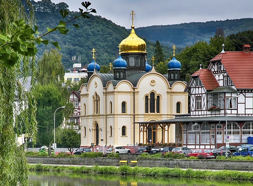 Russisch-orthodoxe Kirche Bad Ems